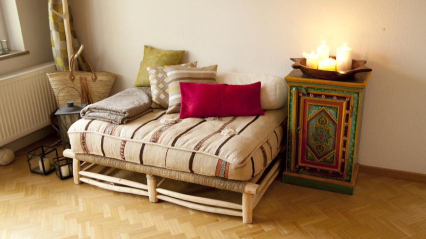 Fut n camas de fut n para tu habitaci n westwing - Habitacion estilo zen ...