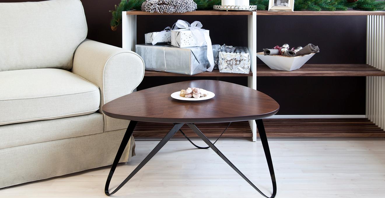 Mesas de centro c modas y de dise o westwing for Muebles la favorita
