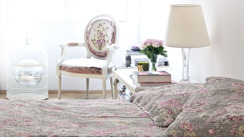 Shabby chic el encanto del paso del tiempo westwing - Camera da letto country chic ...