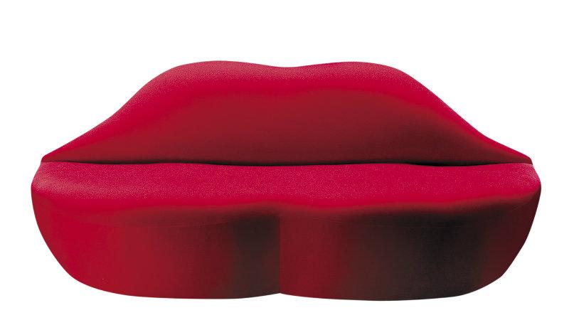 sofa labios