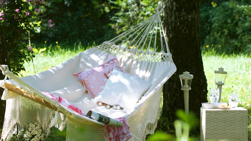 Hamacas una gran selecci n para relajarse westwing for Decoracion jardin ikea