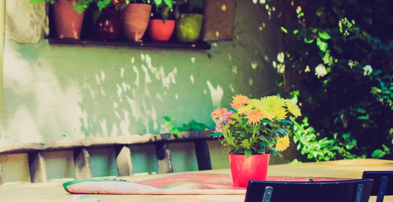 Decoración de primavera, llena tu casa de color