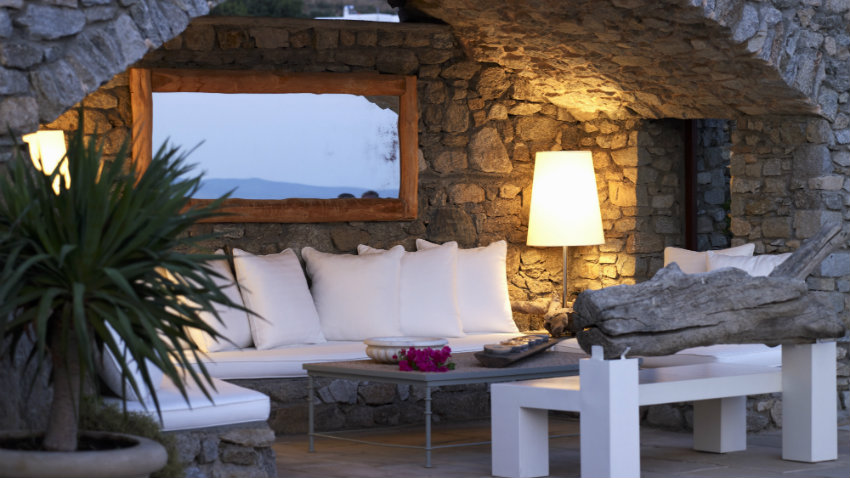 Luces de jard n iluminaci n elegante de exterior westwing for Luces para exterior de casa