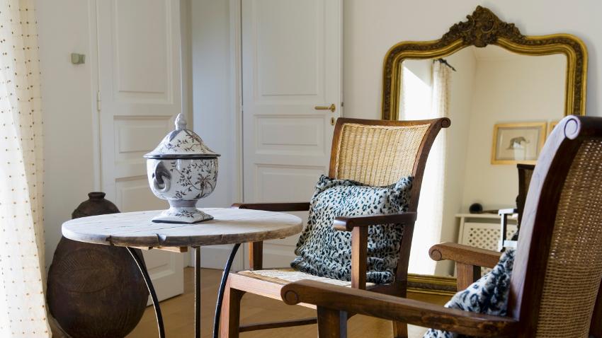 Decoraci n estilo franc s inspiraci n para tu casa - Decoracion francesa provenzal ...