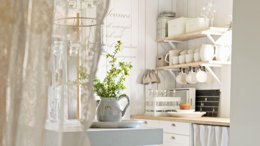 Cortinas de cocina funcionalidad y belleza westwing - Cortinas para cocinas rusticas ...