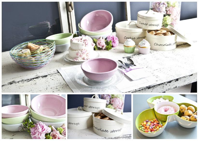 mesas dulces color pastel
