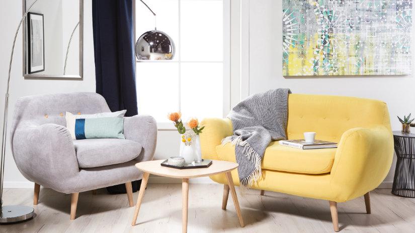 salones modernos y cómodos