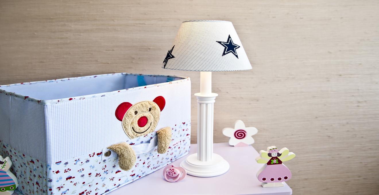 Luz de noche para niños