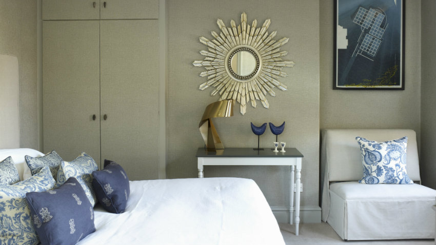 Dormitorio Glam