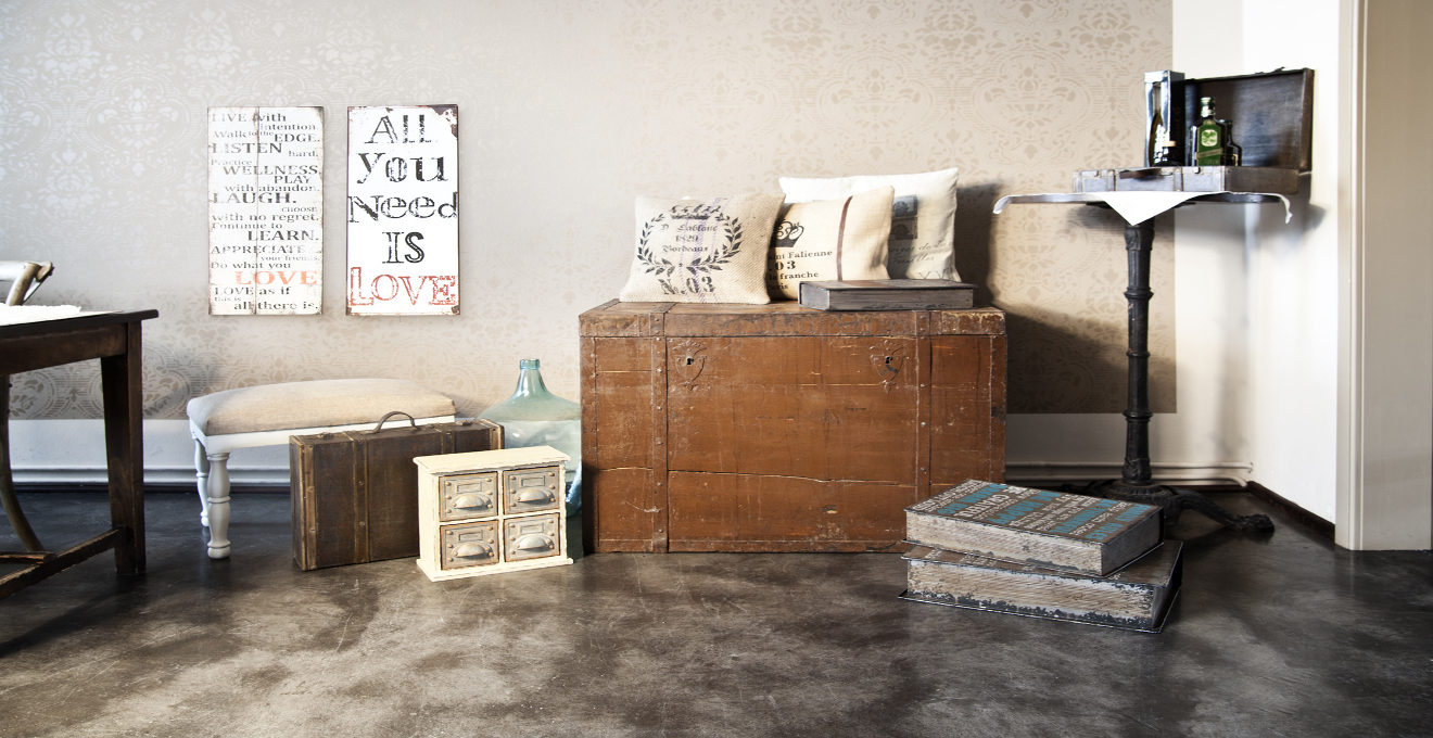 Decoracion con estilo affordable room with decoracion con for Decoracion industrial vintage