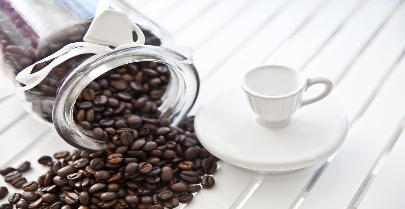 Caja de café