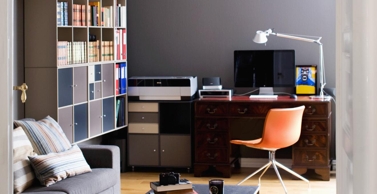 Oficina vintage un viaje a trav s del tiempo westwing for Muebles de oficina vintage