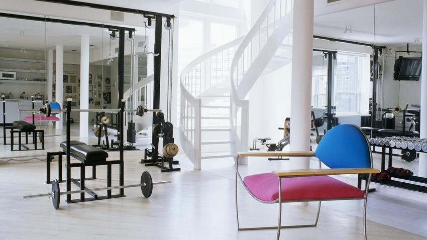 Gimnasio en casa c mo montar tu propio gym westwing - Decoracion de gimnasios ...