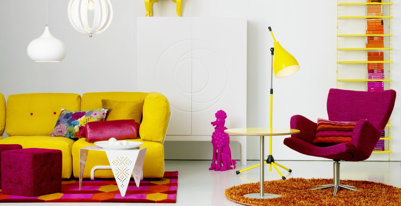 Muebles pop art