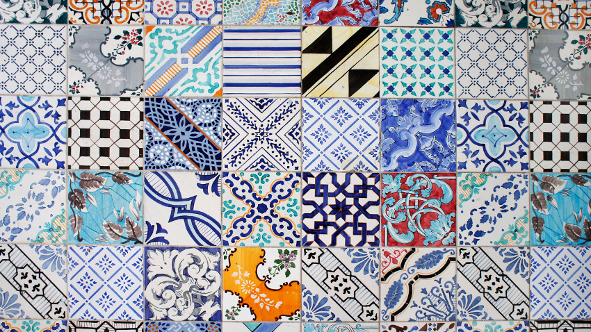 Azulejos para patios paredes decoradas westwing for Azulejos para patios interiores