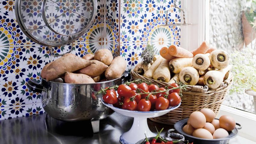 Cocinas clásicas, decoración y detalles