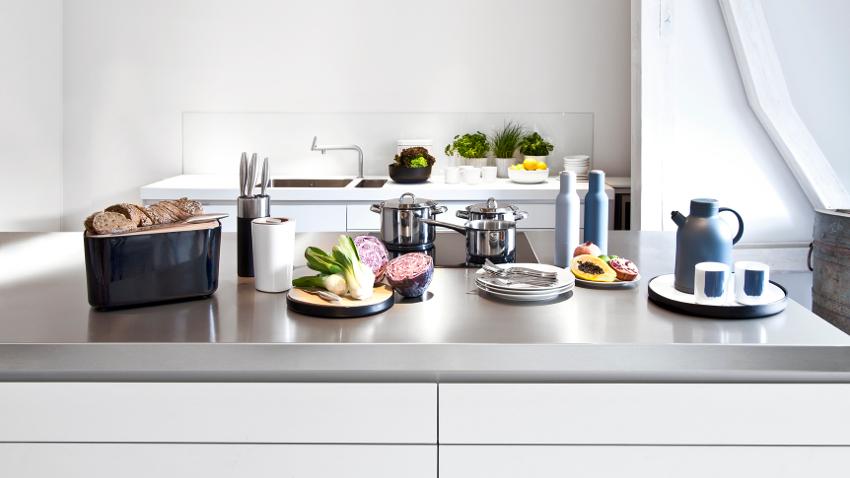 Cocinas minimalistas, claves para el orden