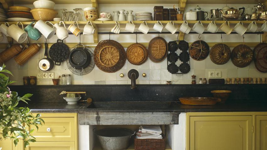 Cocinas vintage alim ntate de lo antiguo westwing - Cocinas de lena antiguas ...