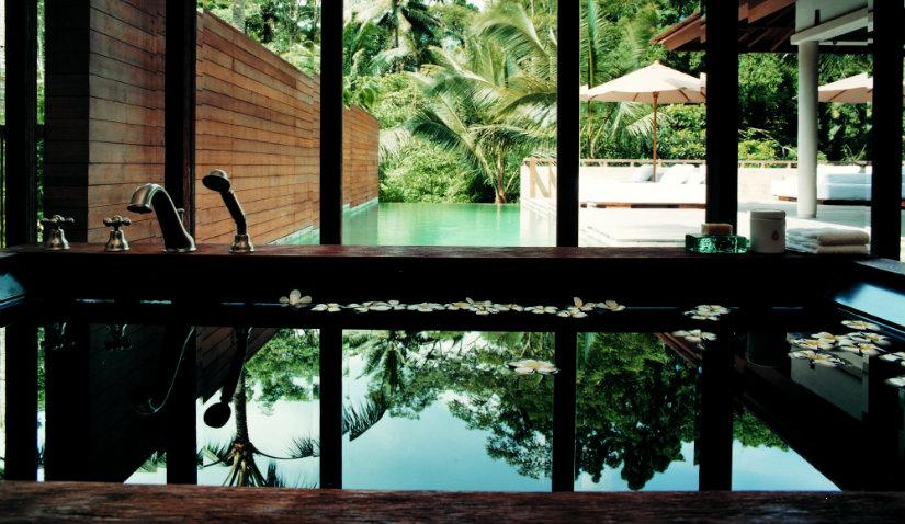 feng shui en el baño el agua