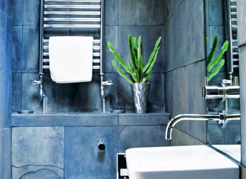 paredes para baños