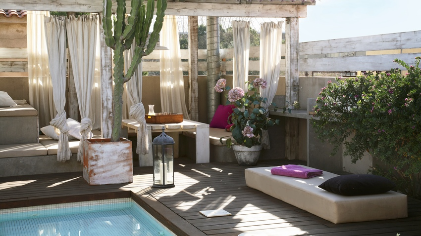 terrazas con jacuzzi espacios con encanto
