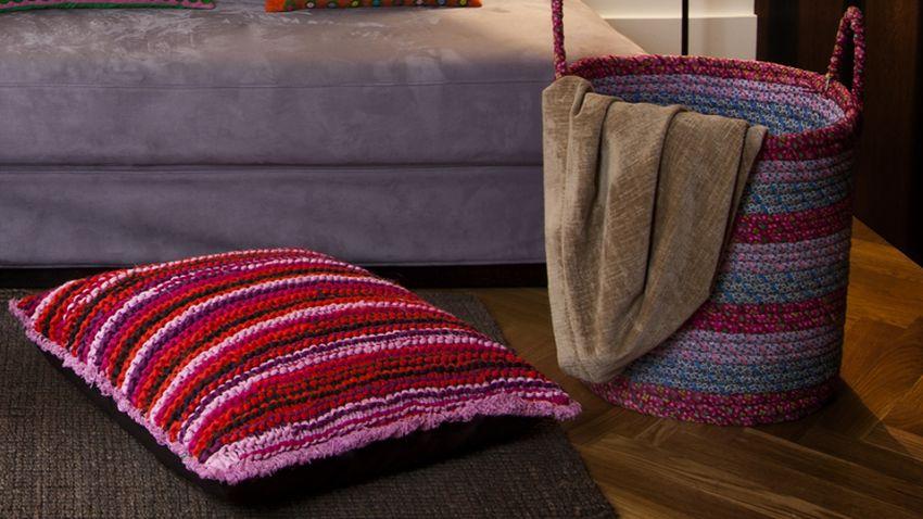 Toallas de crochet