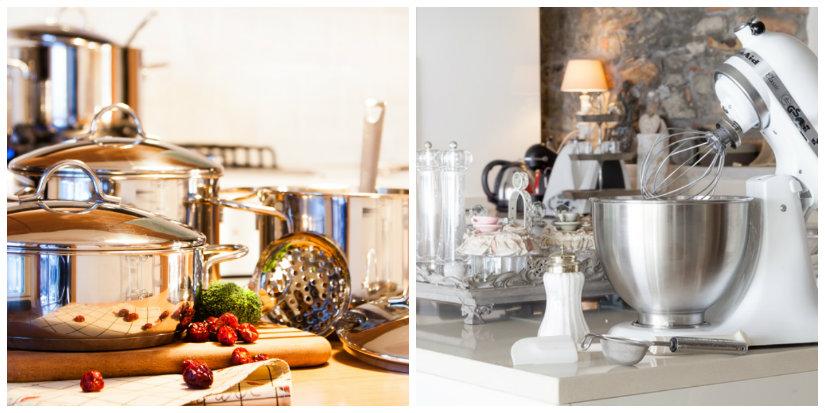 cocinas de lujo accesorios