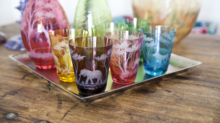 Vasos de chupito originales