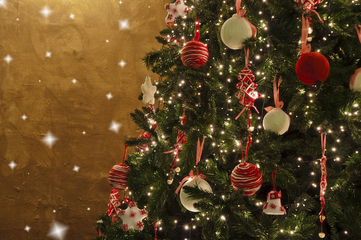 luces para rbol de navidad with arbol de navidad casa