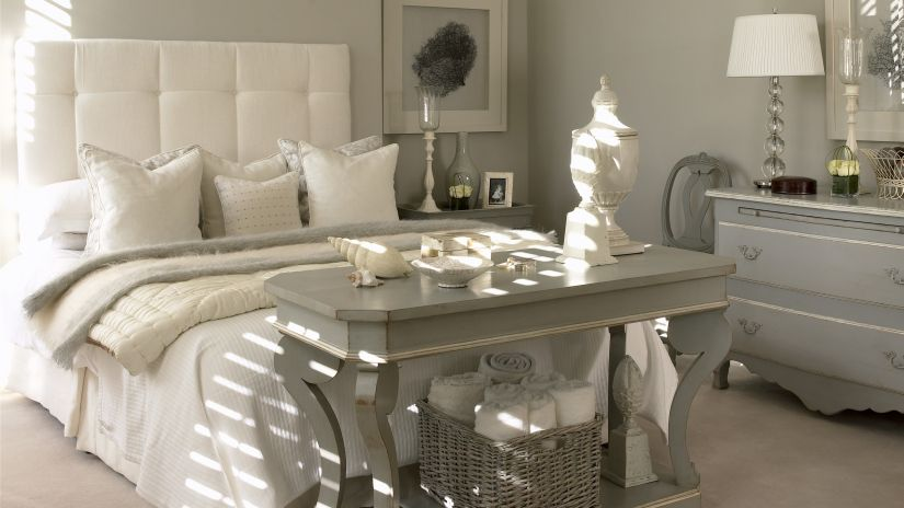 Cabeceros glam lujo y glamour en tu dormitorio westwing - Cojines para cabeceros de cama ...