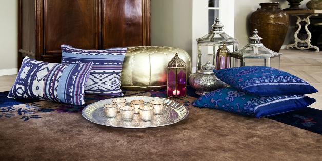 Comedor de estilo rabe ideas con aire ex tico westwing - Muebles estilo arabe ...