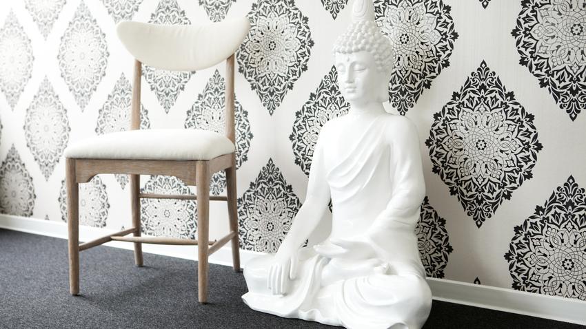 Papeles pintados para salones good beibehang abedul - Papel para salones ...