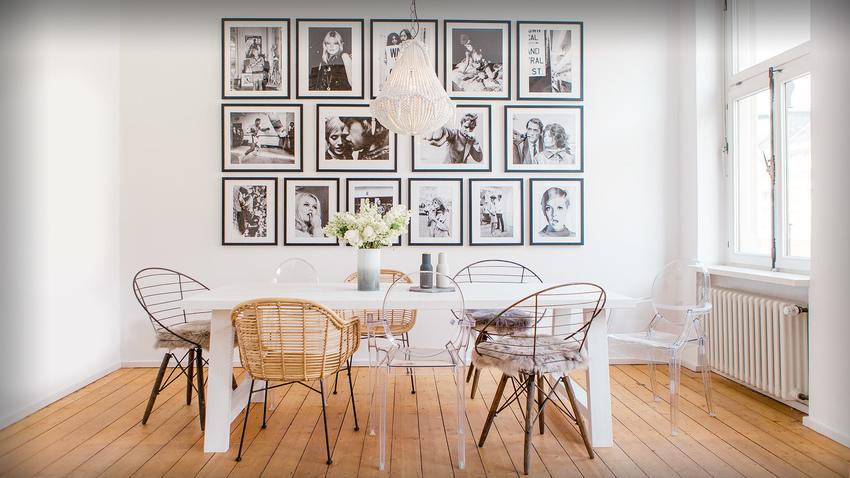 Mesas de comedor modernas s al dise o westwing for Mesa comedor original