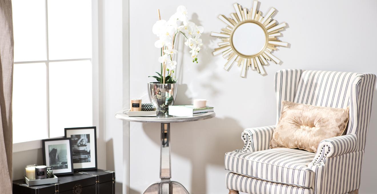 Espejos de lujo dise os elegantes y con estilo westwing for Lamparas para espejos