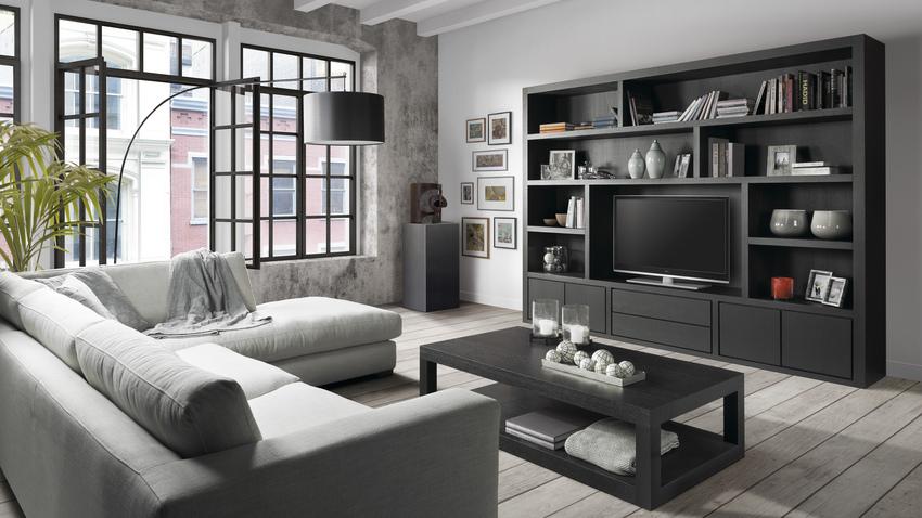 Elegir un sof gris claves para acertar de pleno westwing - Que sofas que muebles ...