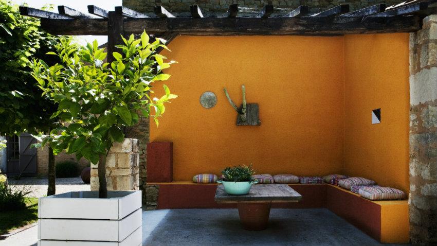 Techos para terrazas confiere un toque nico westwing for Techos de tejas para patios exteriores