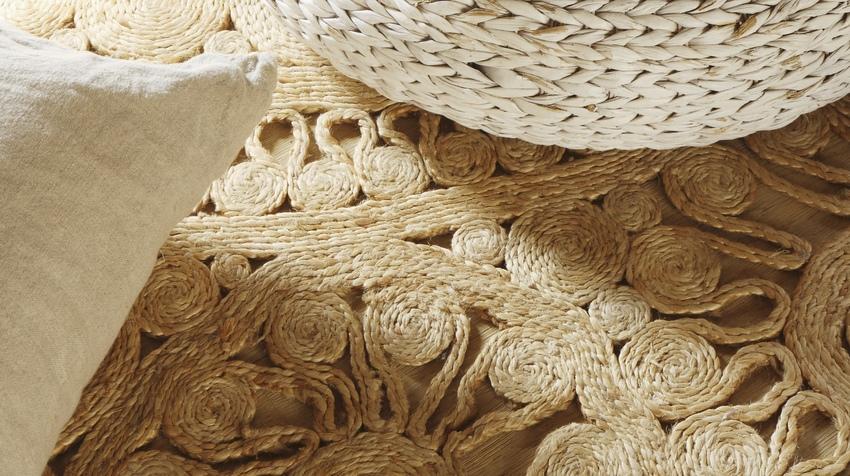 Alfombras de yute un toque artesanal y natural westwing for Alfombras recibidor