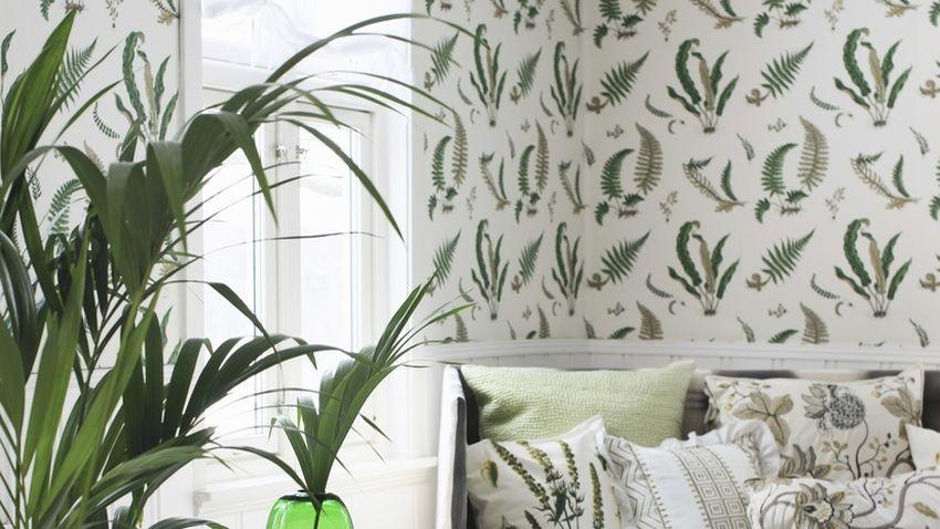 Papel pintado de bamb la naturaleza en casa westwing - Catalogo de papel pintado para paredes ...