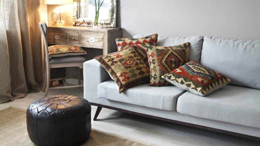 Sal n marroqu un espacio que inspira exotismo westwing - Salones arabes modernos ...