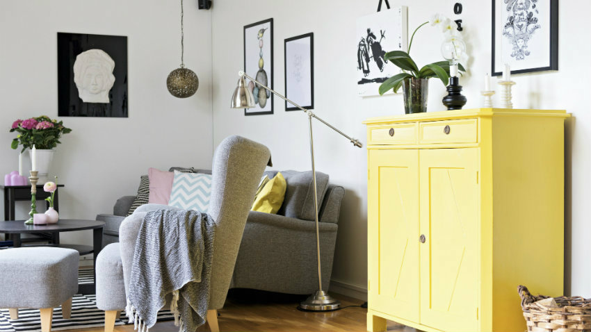 Salones vintage el encanto de muebles nicos westwing - Ultimas tendencias en decoracion de salones ...