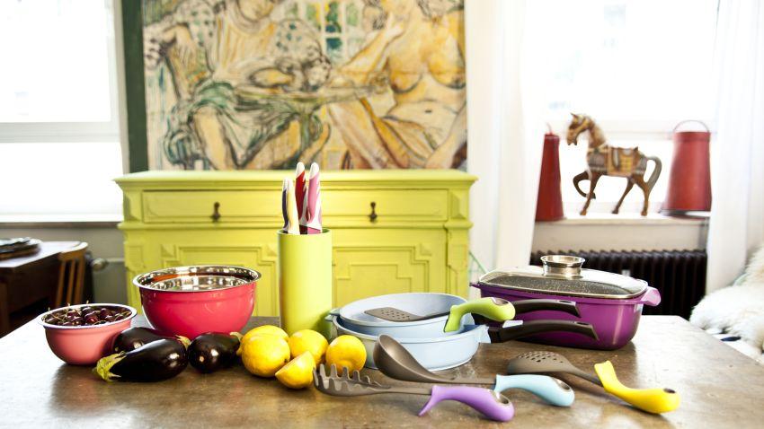 Cuchara colador utensilios de cocina de dise o westwing - Utensilios de cocina de diseno ...