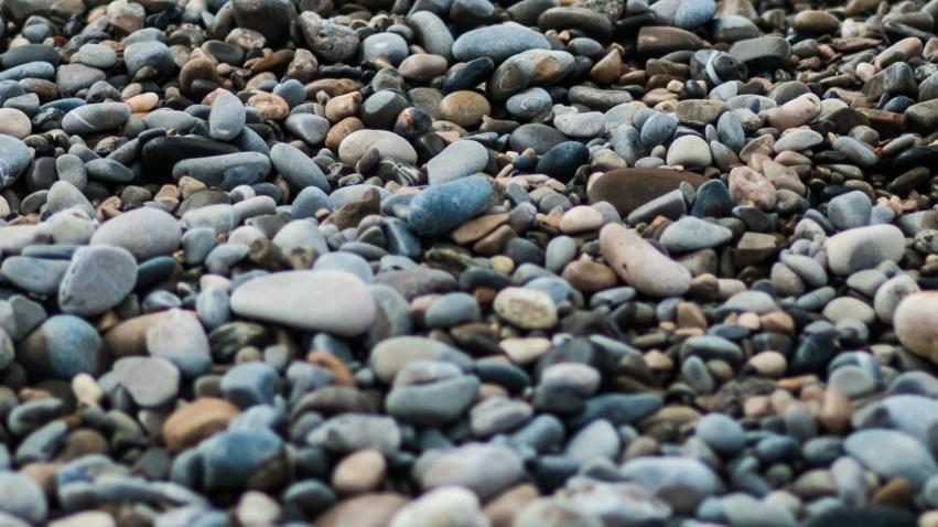 Papel pintado imitaci n piedra estilo r stico chic westwing - Papel pintado imitacion piedra ...