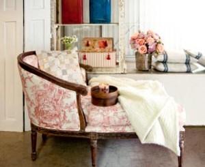 Canapé vintage