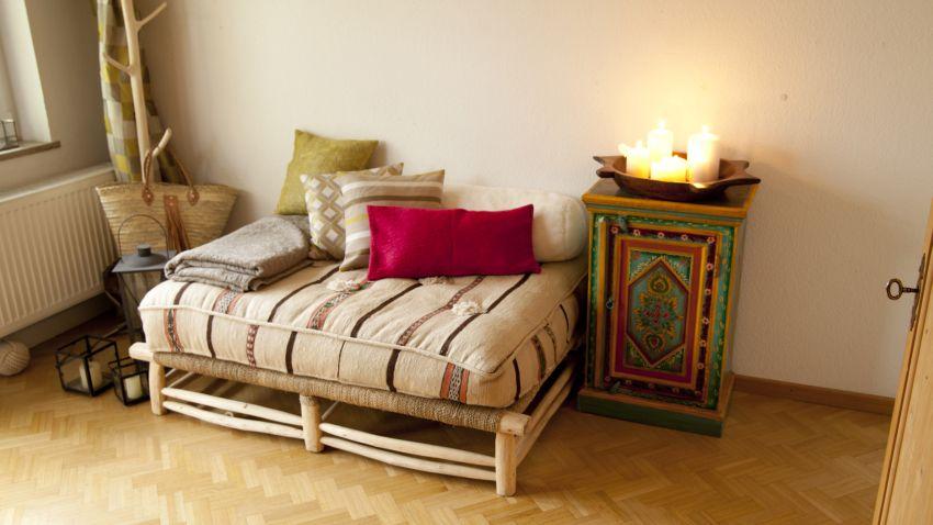 Boho d coration d 39 int rieur westwing - Camera da letto stile etnico ...