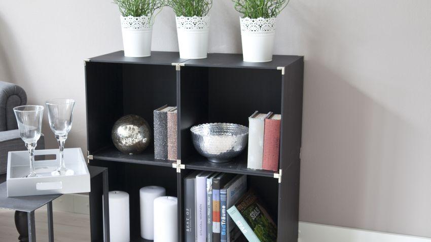 Cube de rangement ventes priv es westwing - Cube metallique rangement ...