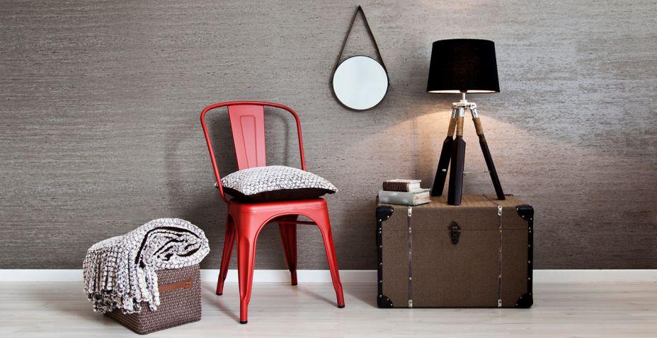chaises en m tal en promo ventes priv es westwing. Black Bedroom Furniture Sets. Home Design Ideas