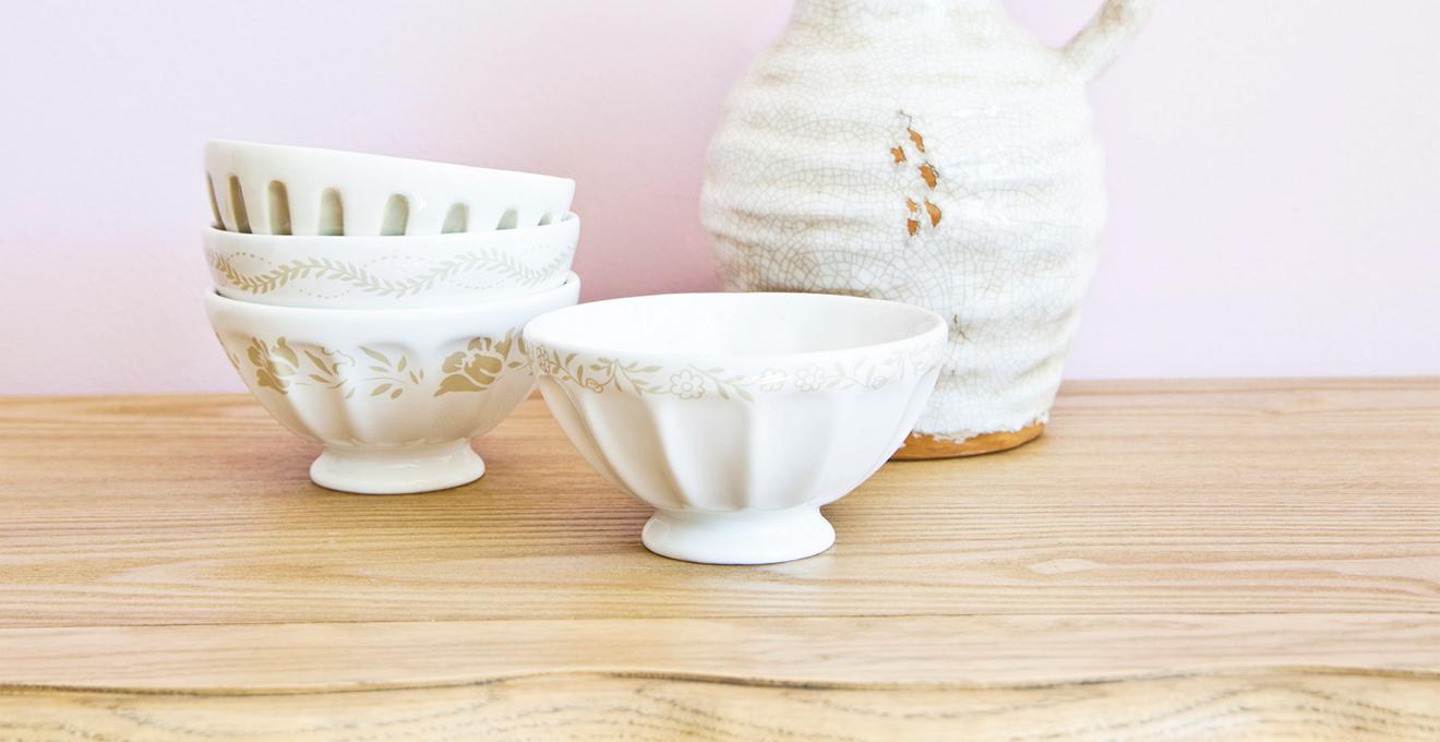 Bol porcelaine
