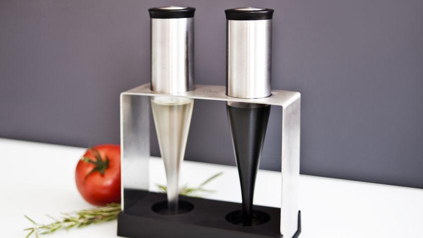 Shaker vinaigrette