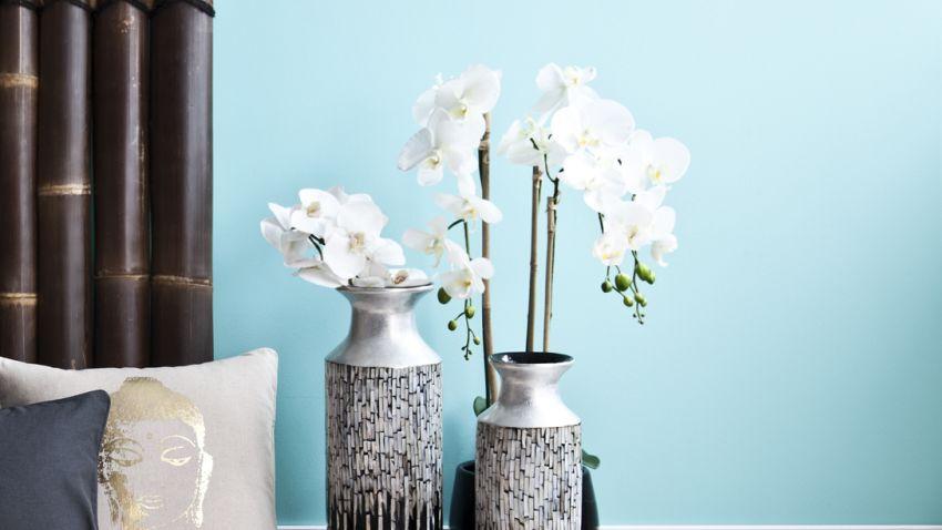 vase gris la d co fleurie westwing. Black Bedroom Furniture Sets. Home Design Ideas
