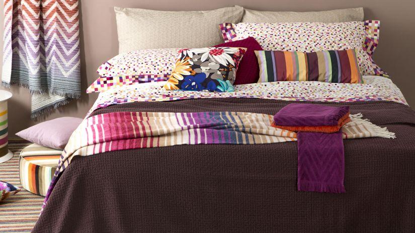 housse de couette chocolat westwing. Black Bedroom Furniture Sets. Home Design Ideas